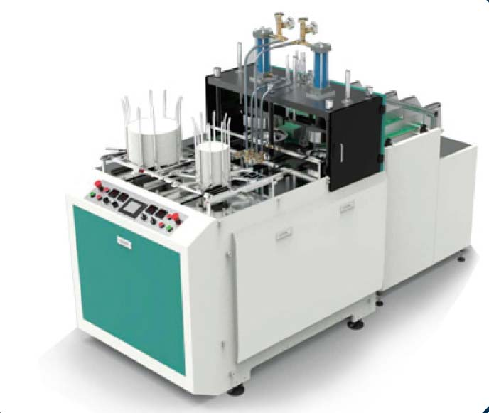 PPM 100 - SPB Automatic Paper Plate Machine